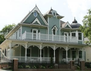 Vicinity Tours Historic District House